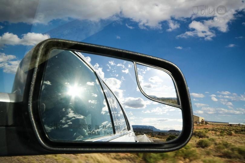 Roadtrip USA - Wolken