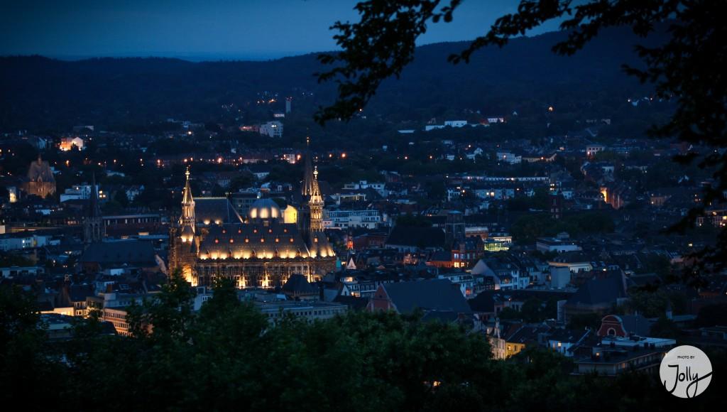 Aachen bei Nacht | Insidertipps zu Aachen auf www.jollyandluke.de