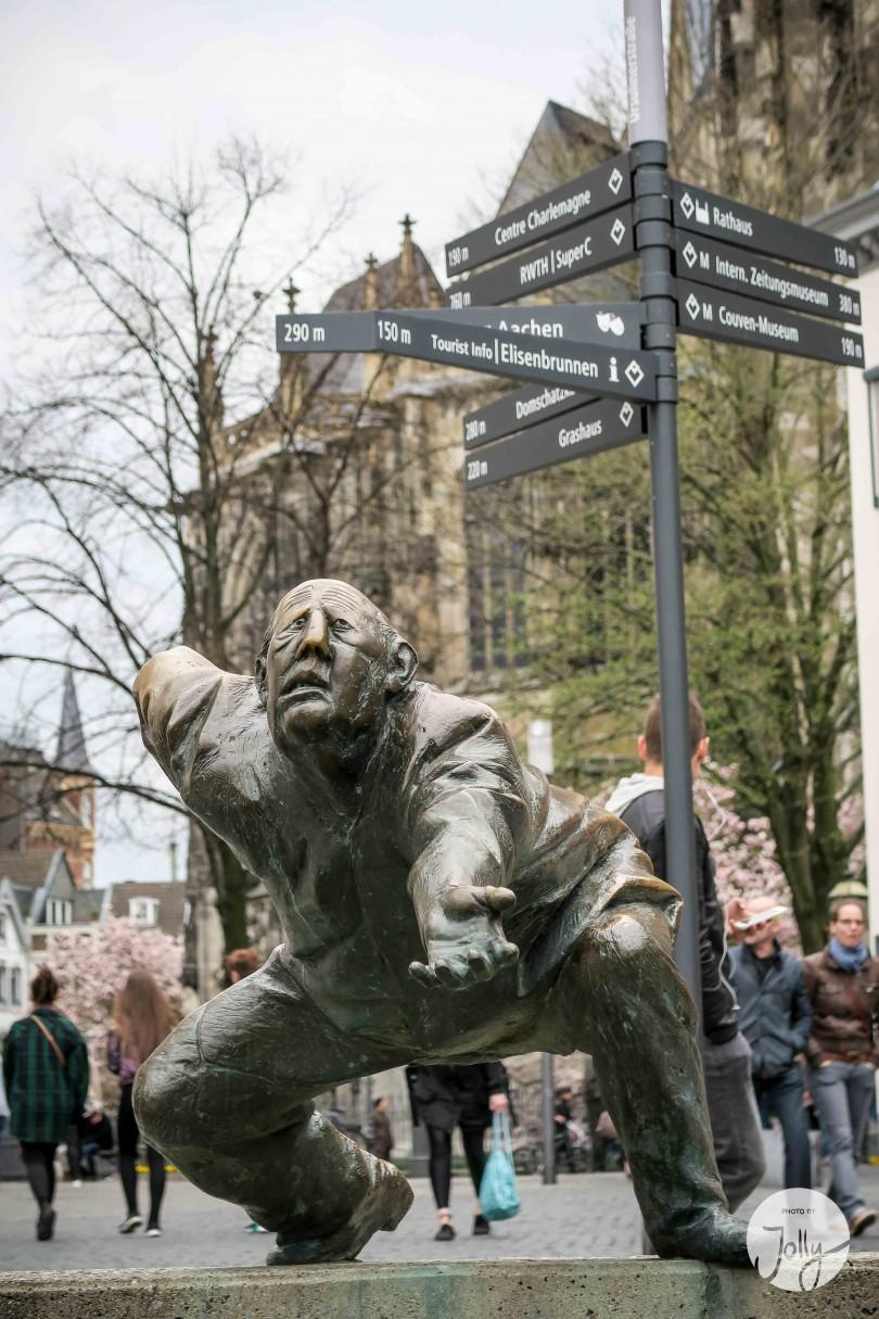Aachens Brunnen - 10 Insidertipps in und um Aachen | www.jollyandluke.de