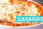 REZEPT: Lasagne All'Arrabiata mit Zitronen-Bechamél   www.jollyandluke.de