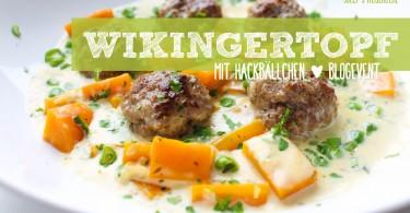 Wikingertopf mit Hackbällchen | Rezept von jollyandluke.de