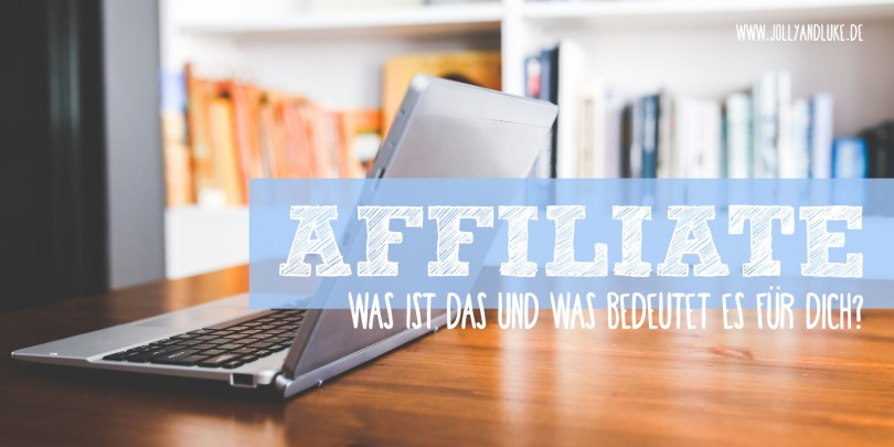 was ist Affiliate