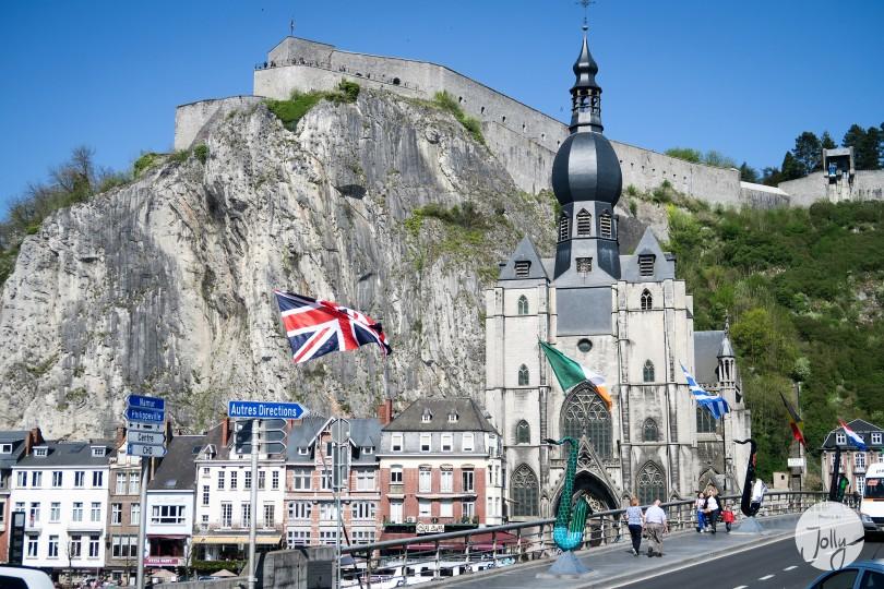 Dinant - Wandern in den Ardennen | Reisegeschichte auf jollyandluke.de