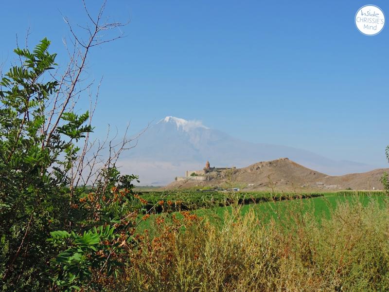 Spontanreisen Khor Virap Armenien