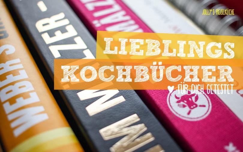 Lieblings Kochbücher | jollyandluke.de