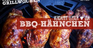 BBQ-Hähnchen Rezept