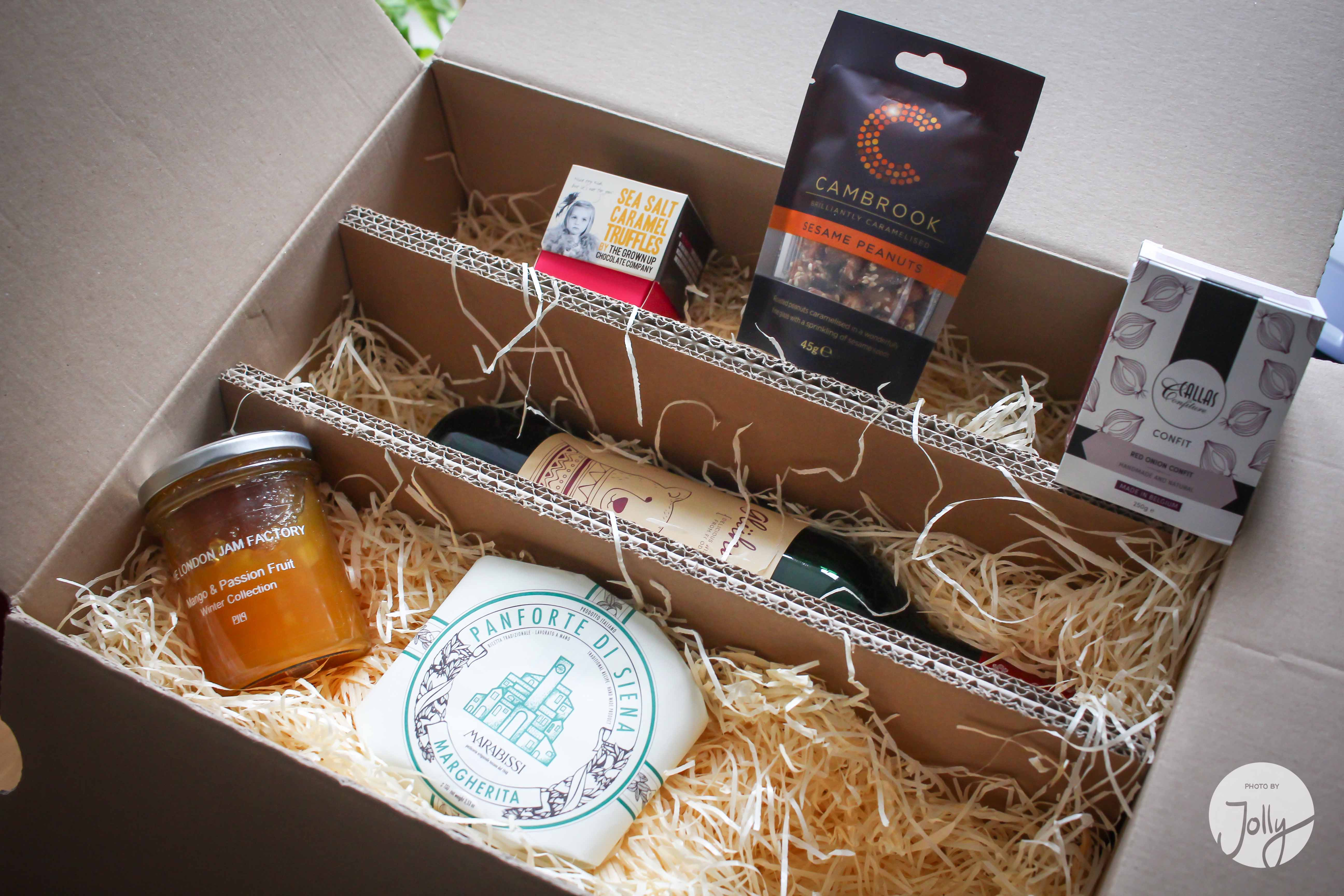 Test Foodist Box
