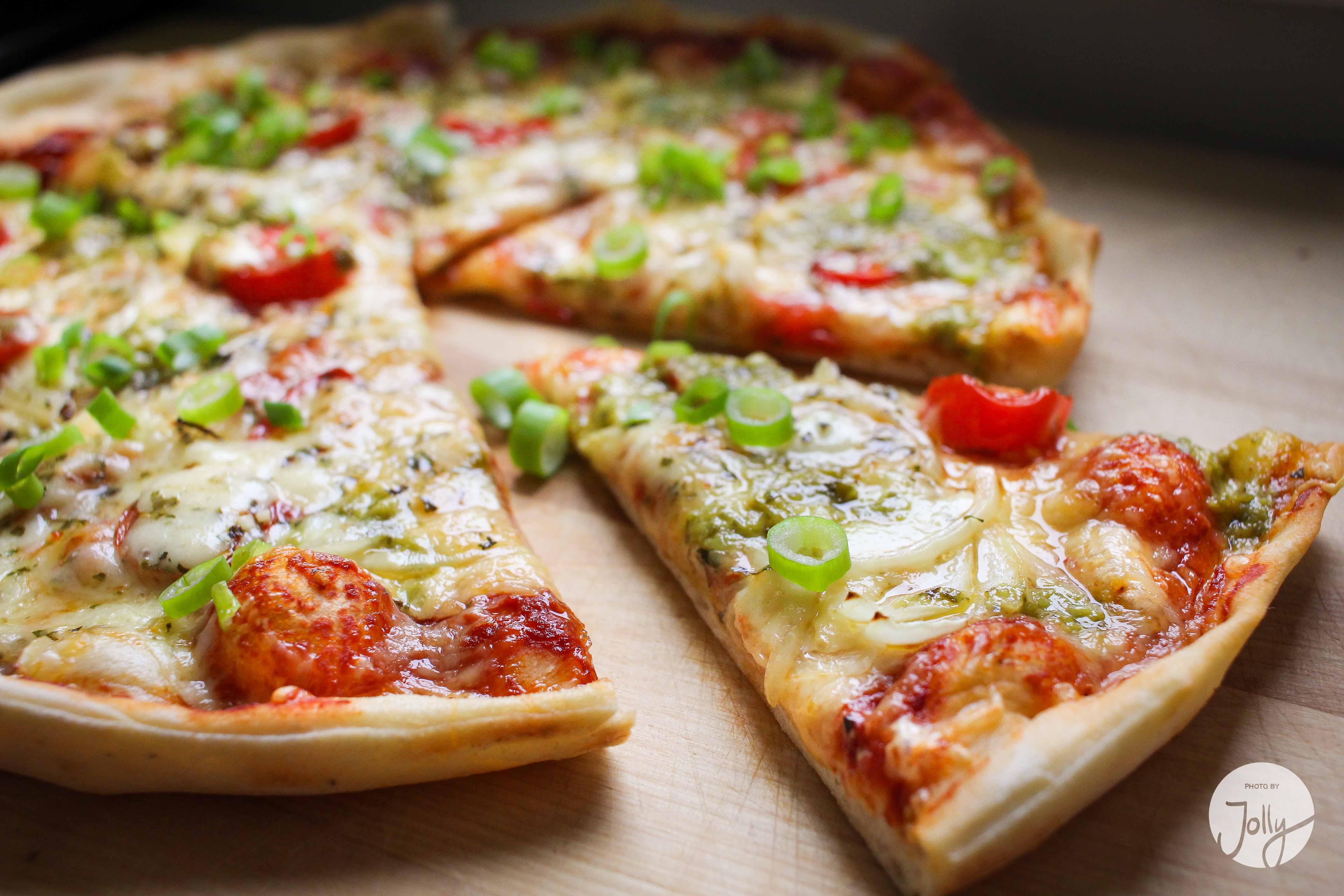 Rezept: Pizzateig wie vom Italiener