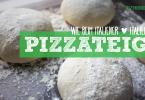 Rezept Pizzateig wie vom Italiener