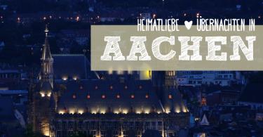 Übernachten in Aachen